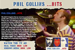 Phil Collins mailer